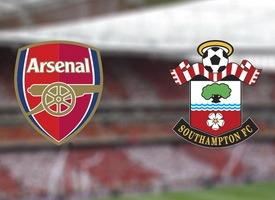 Арсенал – Саутгемптон. Английская Премьер Лига 2014/15. 14 тур