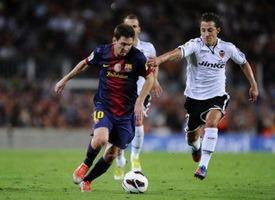 Барселона – Валенсия, чемпионат Испании, прогноз на 18.04.15