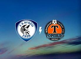 Кукеси – Торпедо-БелАЗ, Лига Европы, прогноз на 02.07.15