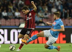 Серия А. Милан – Наполи. Прогноз на матч 04.10.2015
