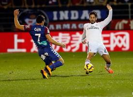 Примера. Эйбар – Реал Мадрид. Прогноз на матч 29.11.15