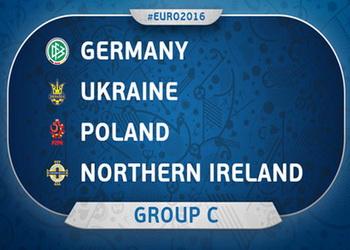 Евро 2016 глазами букмекеров. Группа С