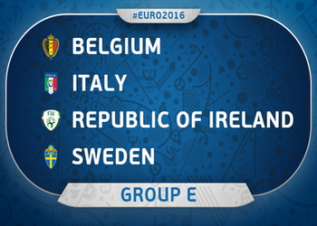 Евро 2016 глазами букмекеров. Группа Е