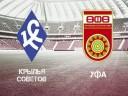 Крылья Советов – Уфа: прогноз на матч 06.05.2016