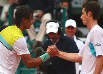Рафаэль Надаль – Энди Маррей: типичный полуфинал в Мадриде. Прогноз от BetVictor