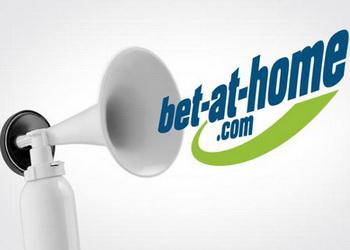 Bet-at-home: Серьезные люди говорят цифрами!