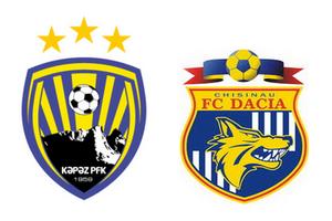 Лига Европы. Первый квалификационный раунд. Кяпаз – Дачия. Прогноз на матч 28.06.16