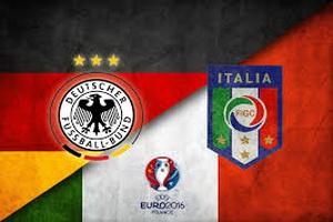 Евро-2016. 1/4 финала. Германия – Италия. Прогноз на матч 2.07.16