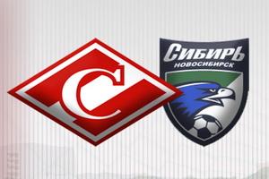 Спартак-2 – Сибирь смотреть матч онлайн 11.07.2016