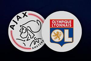 Аякс - Лион, отчет матча Лиги Европы