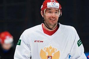Ковальчук рассказал о своих ощущениях от первых дней на Олимпиаде