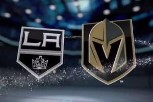 NHL. Плей-офф. 1/8 финала. Лос-Анджелес Кингз – Вегас Голден Найтс. Прогноз на матч 18.04.18