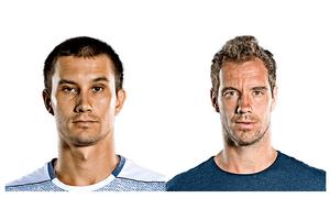 ATP. Libema Open. Евгений Донской – Ришар Гаске. Прогноз на матч 14.06.18