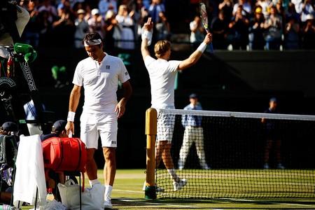 Федерер не смог объяснить, почему впервые за 7 лет не попал в полуфинал Уимблдона