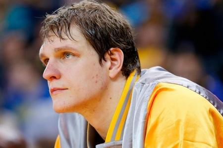 В НБА верят, что Тимофей Мозгов еще может проявить себя