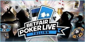 Betfair приглашает в Таллин на Poker Live 2011