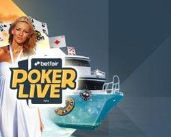 Бесплатная квалификация на Betfair Poker Live! Ялта