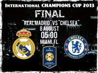 International Champions Cup: распределение мест