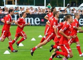 Бавария готовится к новому сезону