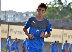 Юный болгарский талант надеется закрепиться в Манчестер Сити