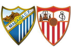 Примера. Малага – Севилья. Прогноз на матч 21.08.15
