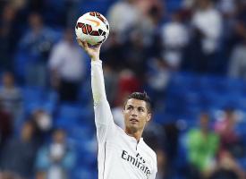 Испанские журналисты поставили Роналду на 8 место среди игроков 2015 года