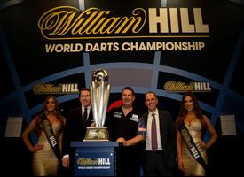 William Hill продлила спонсорский контракт с чемпионатом мира по дартсу