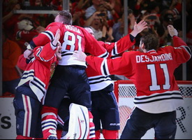 NHL. Каролина – Чикаго. Прогноз от экспертов Betfair (27.01.2016)