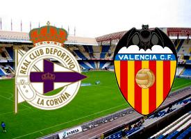 Примера. Депортиво – Валенсия: поможет ли смена капитана команде Гари Невилла? Прогноз на матч 24.01.16