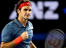 Федерер счастлив покинуть теннис с 17-ю титулами Большого Шлема