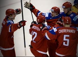 Ярославль бомбит Америку или как сборная России вышла в финал молодежного чемпионата мира по хоккею
