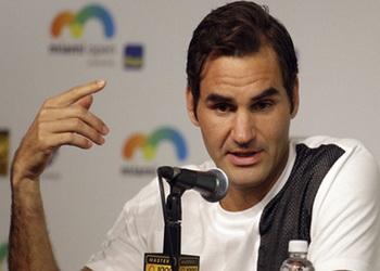 Расстроенный Федерер уверен, что восстановится к French Open