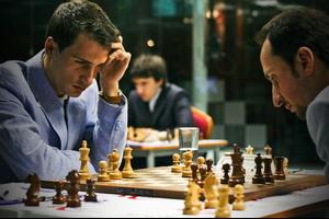 шахматы в букмекерской конторе