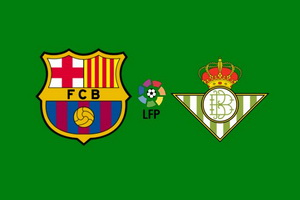 Примера. Барселона – Бетис. Прогноз на матч 20.08.16