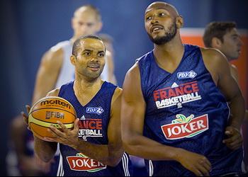 франция баскетбол