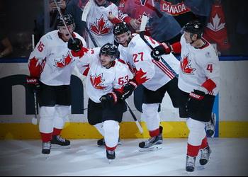 Сборная Канады стала обладателем Кубка мира по хоккею
