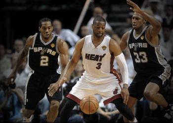NBA. Майами – Сан-Антонио. Анонс и прогноз на матч (31.10.2016)