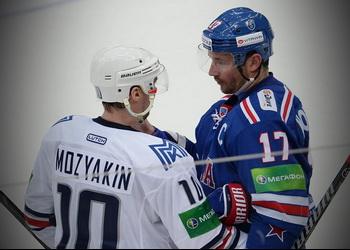 Мозякин против Ковальчука. Кто выиграет гонку бомбардиров КХЛ?