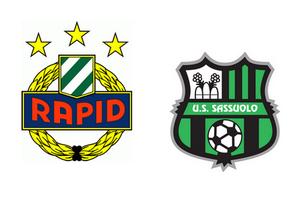 Лига Европы. Рапид – Сассуоло. Прогноз на матч 20.10.16