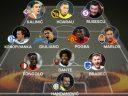 Жулиано, Марлос и Коноплянка - в символической сборной Лиге Европы