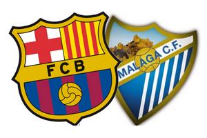 Барселона малага смотреть онлайн трансляцию
