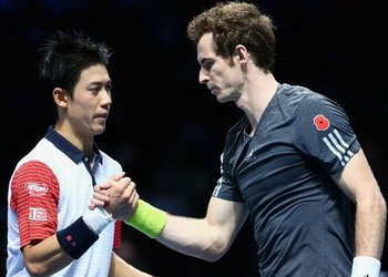 ATP World Tour Finals. Энди Маррей – Кэй Нисикори: прогноз от William Hill