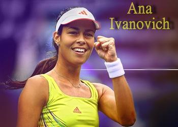 Бывшая первая ракетка мира Ана Иванович уходит на  «пенсию»
