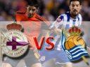 Чемпионат Испании. Депортиво – Реал Сосьедад, прогноз на 05.12.16