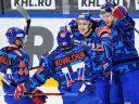 Питерский СКА победой над московским Динамо отпраздновал свое 70-летие