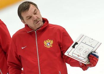 Олег Знарок объявил расширенный состав сборной России на Кубок Первого канала