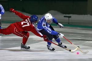 Ставки на хоккей с мячом в букмекерских конторах