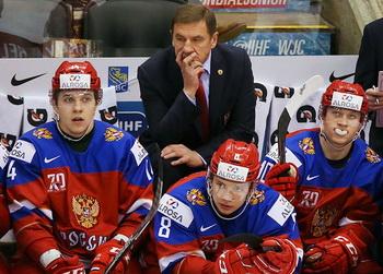 Брагин прокомментировал поражение от США в полуфинале МЧМ