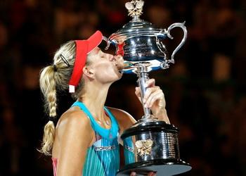 Анжелика Кербер – Леся Цуренко: прогноз на первый тур Australian Open