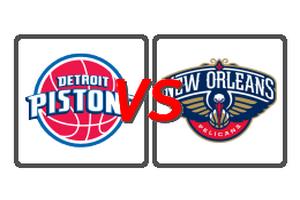 NBA. Детройт – Нью-Орлеан. Анонс и прогноз на матч (02.02.2017)